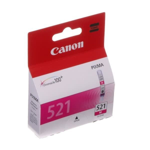 картридж canon cli-521m (magenta) (2935b004) CANON 2935B004