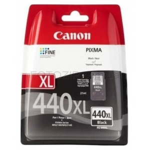 картридж canon pixma mg2140/mg3140 (black) pg-440bk xl (5216b001) CANON 5216B001