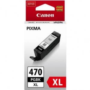 оригинальный картридж canon pgi-470bk xl black (0321c001) CANON 0321C001