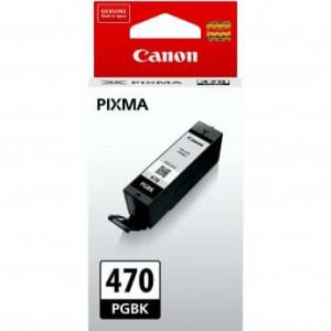 оригинальный картридж canon pgi-470bk black (0375c001) CANON 0375C001