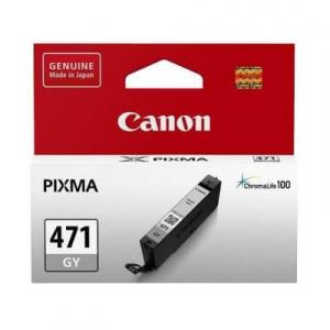 оригинальный картридж canon cli-471gy gray (0404c001) CANON 0404C001