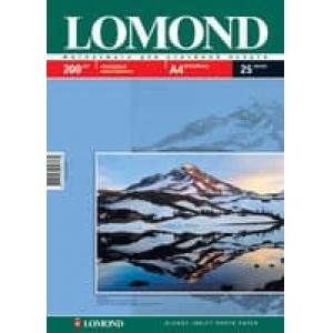 фотобумага lomond глянцевая 200 г/м, а4, 25лис. код 0102046 Lomond 0102046