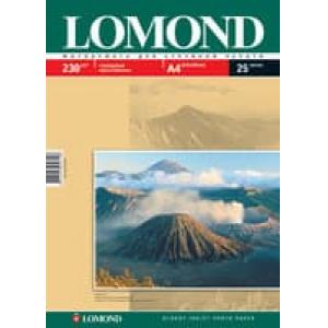 фотобумага lomond глянцевая 230 г/м, а4, 25лис. код 0102049 Lomond 0102049