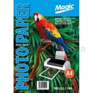Матовий двосторонній фотопапір Мagic A4, 300g, 50 аркушів
