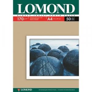 фотобумага lomond глянцевая 170 г/м, а4 50лис. код 0102142 Lomond 0102142