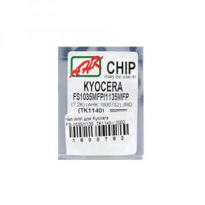 Чип АНК для Kyocera FS-1035, 1135, TK1140 ( 2000 копий) (1800782) JND