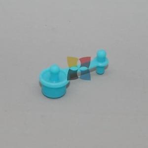 рез. 2ная пробка для емкости с чернилами phcyan бо ColorWay PR2EPCBO
