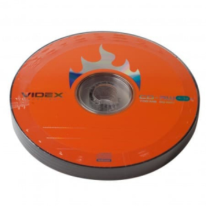 диск cd-rw videx 700 mb 12x bulk 10 шт Videx 20519