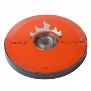 диски videx dvd-rw 4.7 gb 4x bulk 10шт Videx 20624