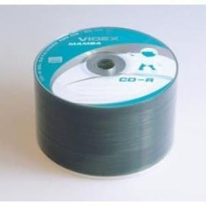 диски cd-r с mamba 700mb 52x bulk 50 Videx 20894
