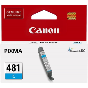 картридж canon cli-481c cyan (2098c001) CANON 2098C001