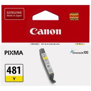 картридж canon cli-481y yellow (2100c001) CANON 2100C001