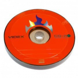 диски cd-r videx 700mb 52x bulk 10, 21026 Videx 21026