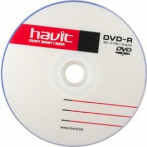 диски havit dvd-r 16x 4.7 gb bulk 50 HAVIT 21348
