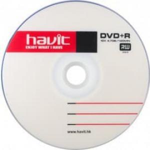 диски havit dvd+r 16x 4.7 gb bulk 50 HAVIT 21349