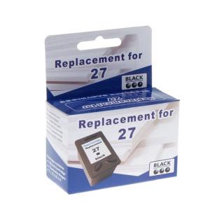 картридж струйный microjet для hp dj 3700/3800/3900 аналог hp 27 black (hc-e01) MicroJet HC-E01