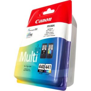картридж струйный canon для pixma mg2140,mg3140, pg-440/cl-441 (5219b005) multipack CANON 5219B005