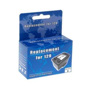 Картридж струменевий MicroJet аналог HP 129 Black (HC-F35), закінчився термін придатності