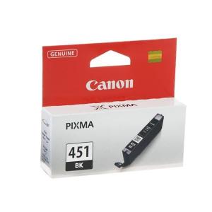 картридж canon cli-451 (black) (6523b001) CANON 6523B001