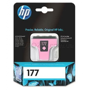 картридж  hp ps 3213/3313/8253 (c8771he) №177 cyan, 4 ml HP C8771HE