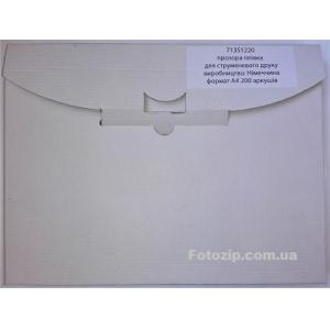Пленка для цветных струйных принтеров 135 мкм, А4, 10л. Код 71351220 -10