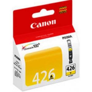 картридж canon cli-426 (yellow) (4559b001) оригинал 9мл CANON 4559B001