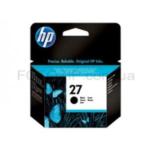 картридж  hp dj 332x/342x black (c8727ae) №27 HP C8727AE
