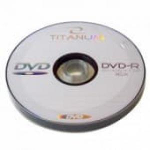 диски titanum dvd-r 4.7gb 16x bulk 10шт Titanum 20854