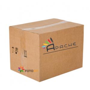 Самоклеючий глянцевий фотопапір А4, 115g, 1000 аркушів Apache