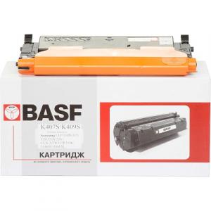 Картридж лазерный для Samsung CLP310N, 315, CLX-3170 аналог CLT-K409 Black BASF (BASF-KT-CLTK409S)