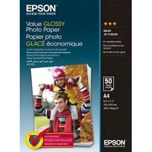 фотобумага epson глянцевая, 183g, а4, 50 листов, c13s400036 Epson C13S400036