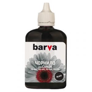 Чорнила BARVA для Canon 100 мл black (C460-727) пігмент
