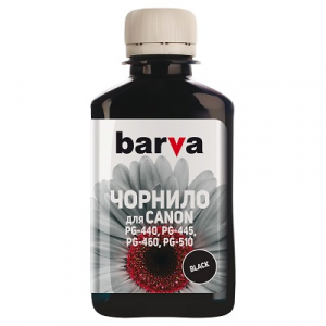 Чернила BARVA для Canon 180 мл black (C460-731)