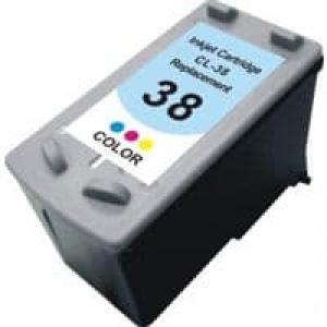Картридж совместимый Canon CL-38 (2146B005) Color MicroJet (CC-H38C)