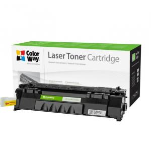 Картридж лазерний сумісний HP Q5949A, Q7553A, виробник ColorWay CW-H5949/7553MX, black