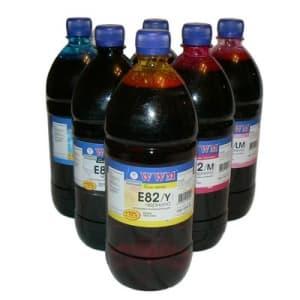 Комплект литровых чернил WWM E82 для Epson