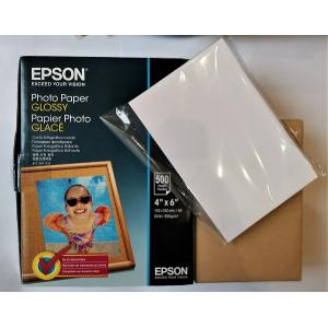 Бумага Epson глянцевая, 200g/m2, 102х152мм, 250 листов