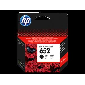 картридж струйный hp 652 black (f6v25ae) HP F6V25AE