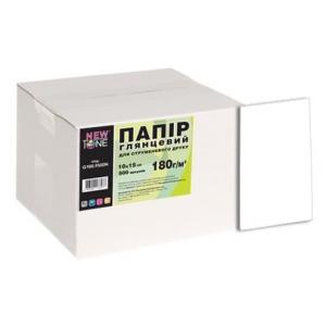 фотобумага newtone глянцевая 180г, 10x15, 500 листов (g180.f500n) NewTone G180.F500N