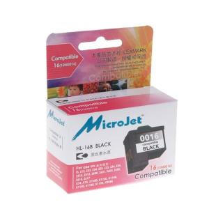 картридж lexmark z13, 23, 33 (10n0016) black (hl-16b) microjet MicroJet HL-16B