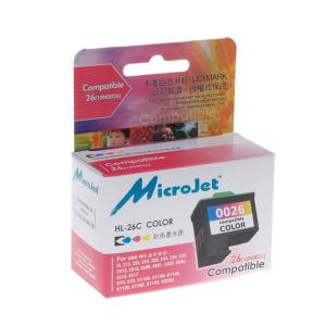 картридж lexmark z13, 23, 33 (10n0026) color (hl-26c) microjet MicroJet HL-26C