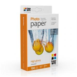 фотобумага colorway глянц. 230г/м, 10x15 pg230-100 карт.уп. ColorWay PG2301004R