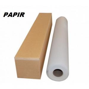 Матовый холст поли-хлопок 340 г /м² 1067мм х 30 метров (PAPIR)
