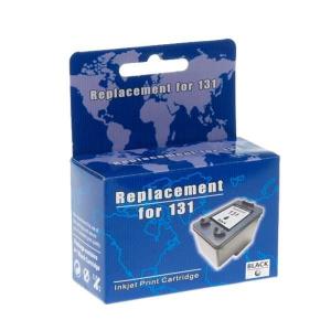 картридж струйный microjet для hp dj 5743/6543 аналог hp 131 black (hc-f33) MicroJet HC-F33