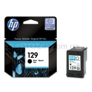 картридж  hp dj 5943/psc 2573 (c9364he) №129 black, 11 ml HP C9364HE