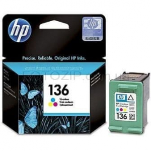 картридж hp dj 5443/psc 1513 color (c9361he) №136 HP C9361HE