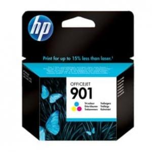 картридж hp для officejet 4580, 4660 hp 901 color (cc656ae) HP CC656AE