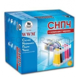 снпч epson stylus cx3700, 4100, 4700 (wwm is.0226) WWM IS.0226