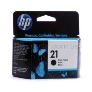 картридж  hp dj 3920/psc 1410 (c9351ae) №21 black, 5 ml HP C9351AE