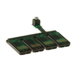 планка с чипами для снпч epson stylus c91/cx4300 (ch.0231) WWM CH.0231
